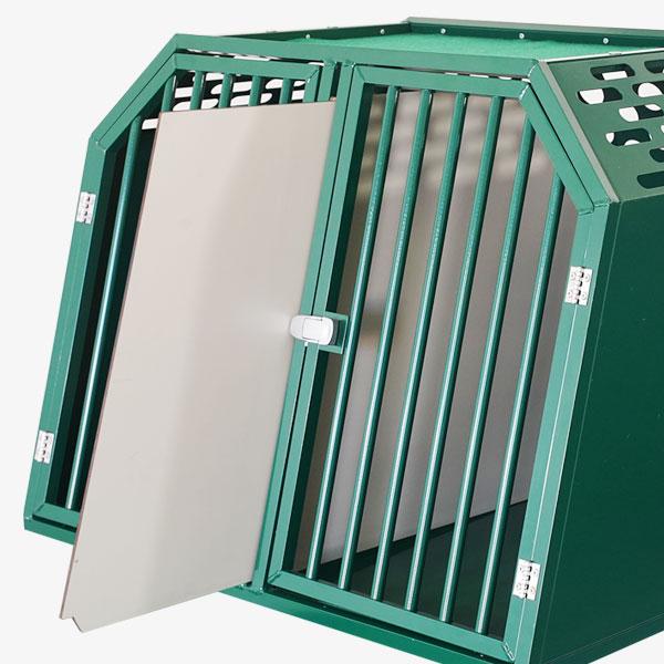 Pannello divisorio per kennel in alluminio - Comfort cani in auto - TRAVELLING DOG